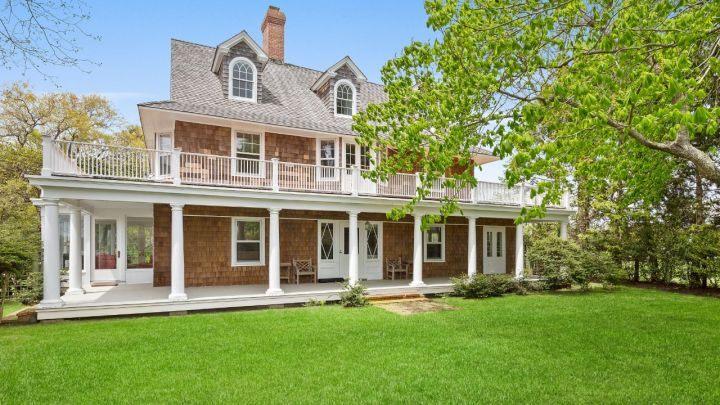 Старинный дом, в котором проводила лето Жаклин Кеннеди, будущая жена президента США, продается за 7,5 миллионов