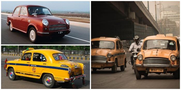 Король индийских дорог: в лабиринте машин и людей более полувека царила одна машина - Hindustan Ambassador