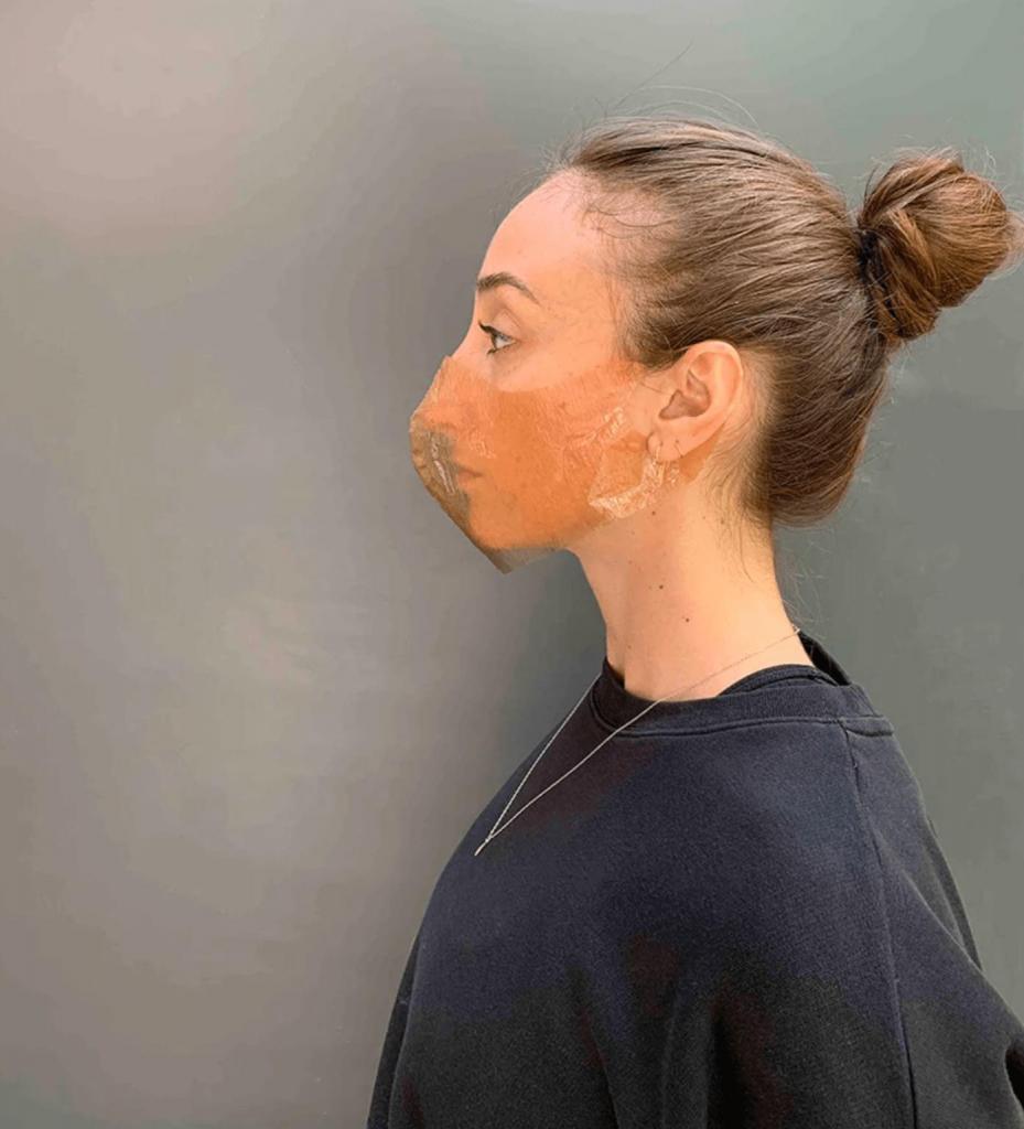 Ученые разработали маску для лица из целлюлозы, которая не загрязняет окружающую среду, а защищает лучше масок FFP2