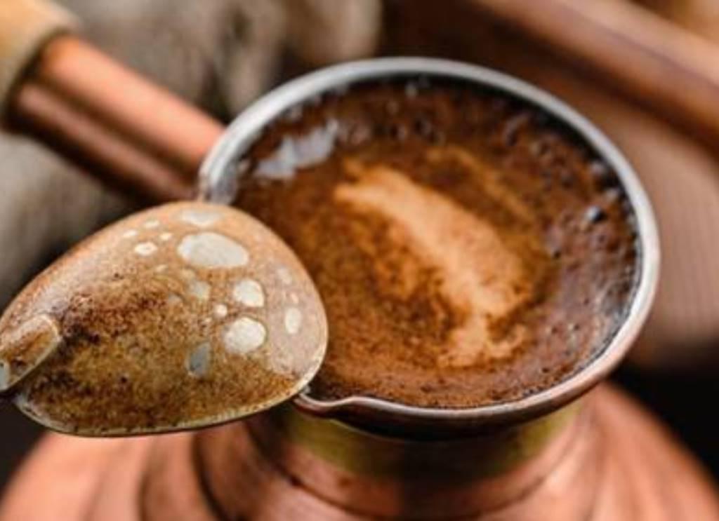 На свидании парень угостил мою сестру незабываемым турецким кофе с ароматом апельсина. Конечно, она попросила рассказать секрет
