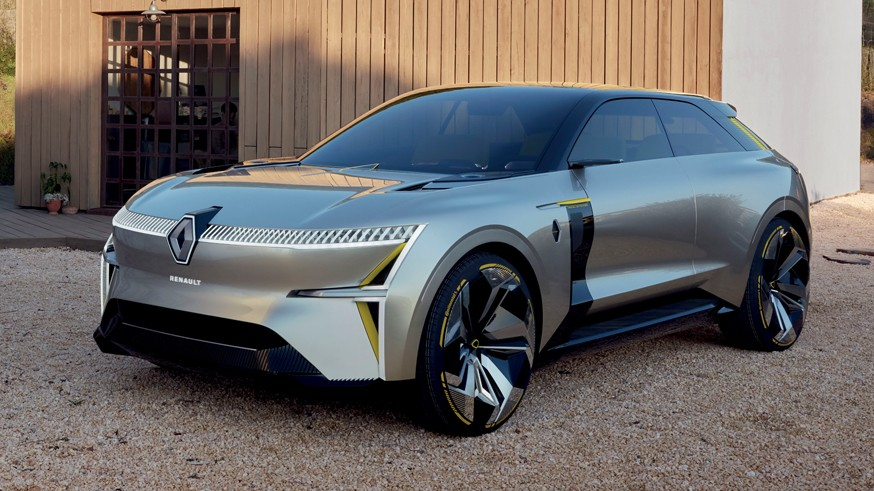 Renault не перестает удивлять! Появление электромобилей в линейке кроссоверов