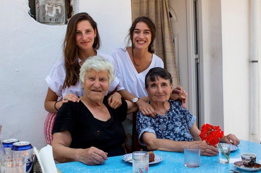 Я не знаю, что делать со всей этой свободой : история гречанки, которая наконец то вышла с карантина и привыкает к новому миру