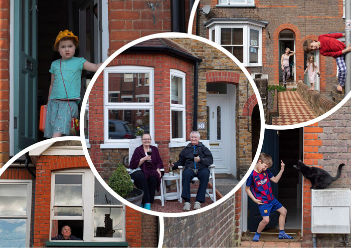 «Я живу на своей улице около 10 лет»: вирус изменил жизнь англичанки и ее общение с соседями в лучшую сторону