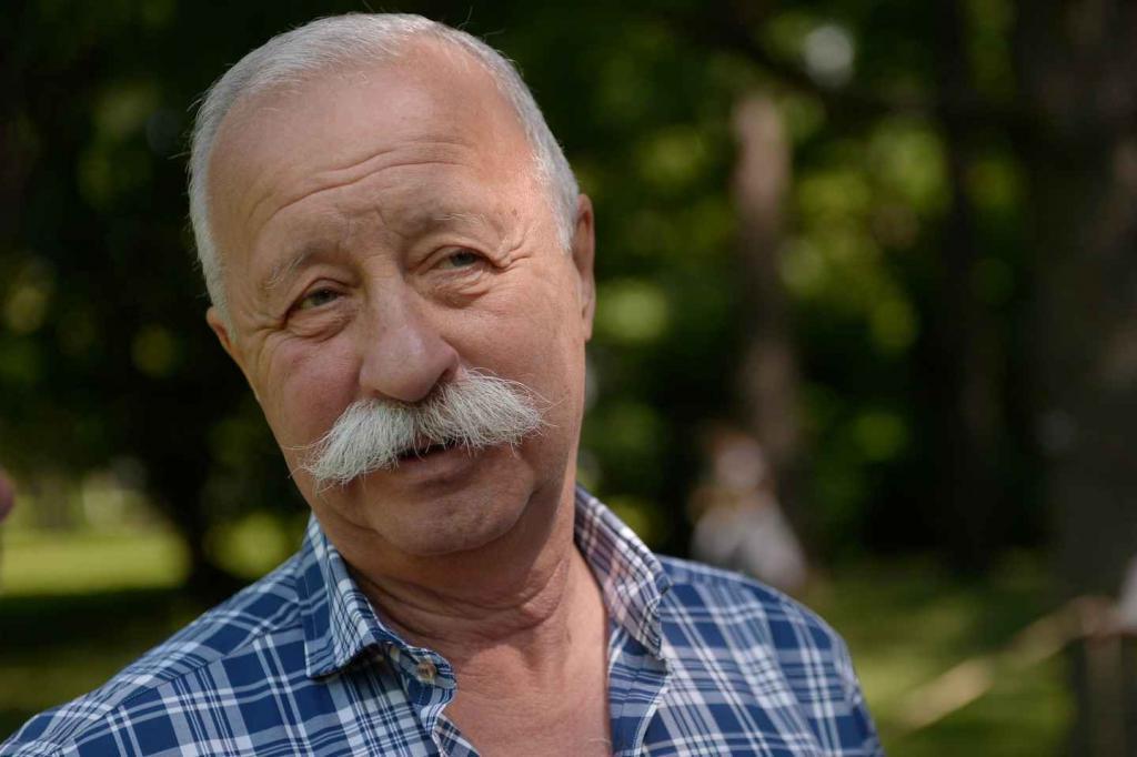 Сын Леонида Якубовича рассказал, что стало причиной развода его родителей