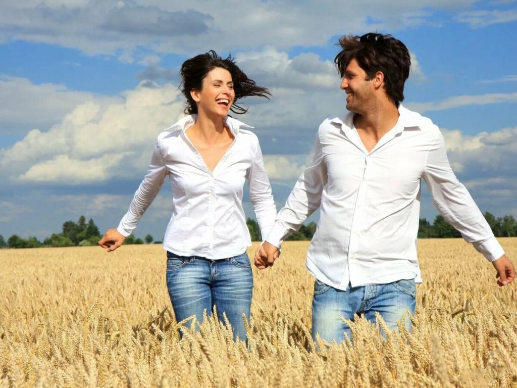 Мужчинам задали вопрос: что такое настоящая любовь? Их ответы разные, но сводятся к двум словам: «Это восхитительно!»