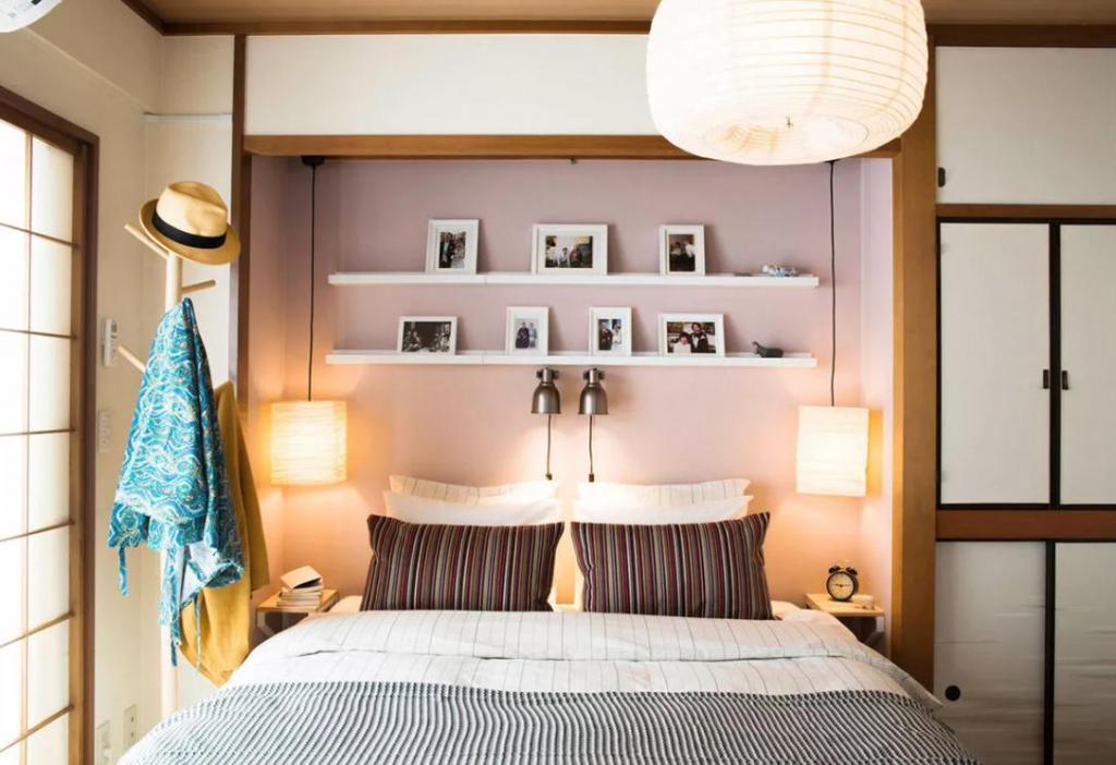Как не захламить маленькую комнату? Мыслите вертикально, вкладывайте в многофункциональную мебель и еще пара советов
