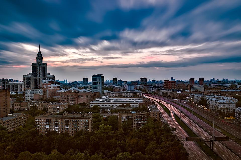 Сколько км от Москвы до Уфы, и как их проехать