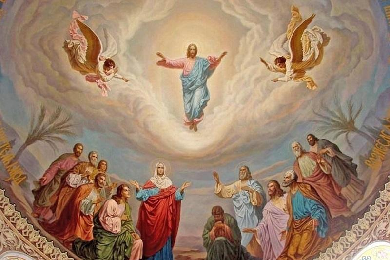 28 мая на Вознесение разбросаю на огороде яйца. Бабушка сказала, что такой ритуал защитит от бед и несчастий