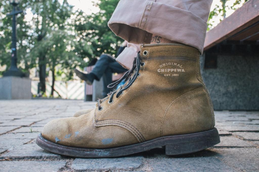 Верность мужчины зависит от размера его обуви (теперь смотрю на ноги каждого)