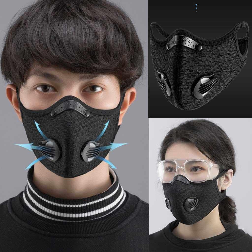 Оказывается, маски с «дышащим клапаном» менее эффективны, чем считалось, и могут пропускать вирусные частицы: новое мнение экспертов