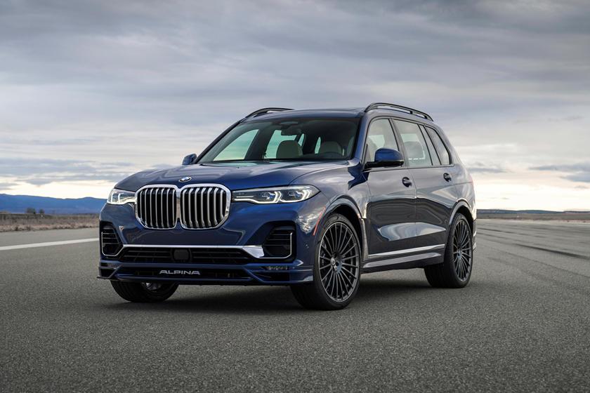 Не все могут позволить себе BMW Alpina XB7: 5 более дешевых альтернатив