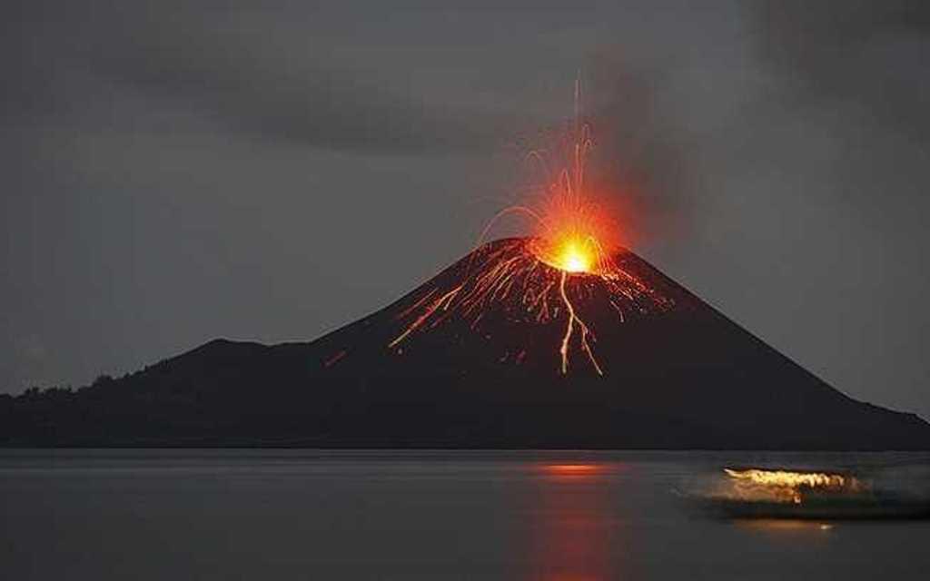 Находка века? Ученые обнаружили самый большой вулкан на планете