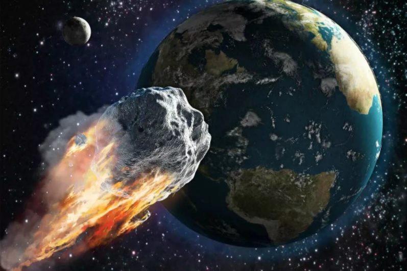 Миссия NASA по уничтожению астероидов может вызвать искусственный метеоритный дождь