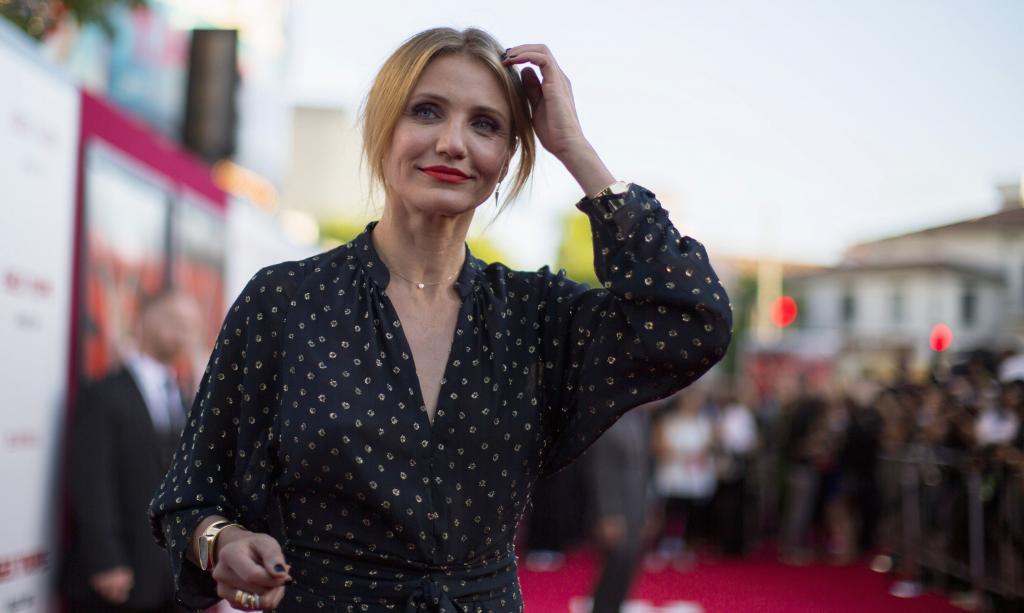 Очень плохая училка стала мамой и задумалась о Голливуде: Кэмерон Диаз объявила об избирательном возвращении в кинематограф