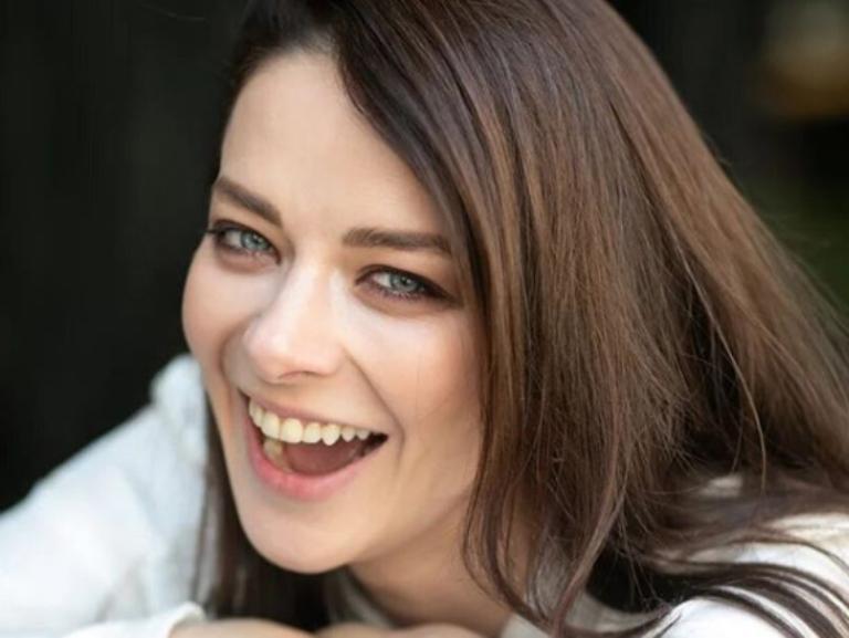 Марина Александрова без макияжа. 37-летняя актриса показала новые фото