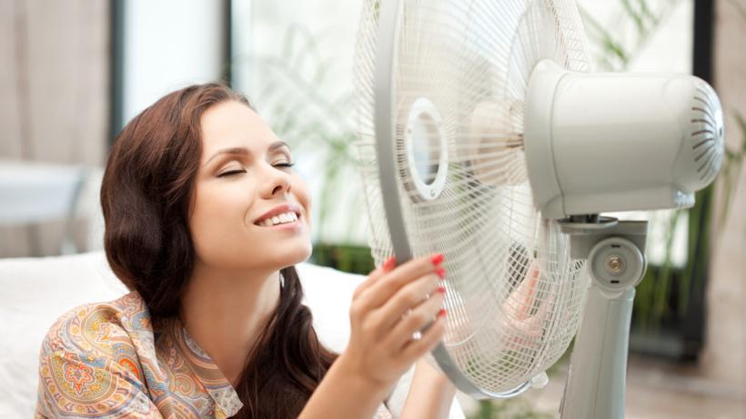 Спать с включенным вентилятором вредно для здоровья, но есть другие способы остыть: комнатные растения, светлые шторы и другие советы