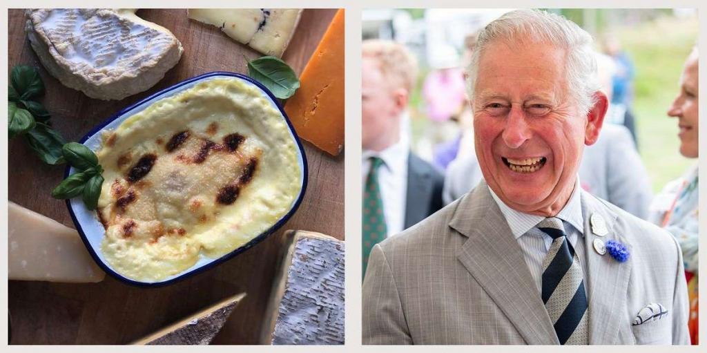 Что любят есть короли на завтрак: принц Чарльз обожает яйца и поделился рецептом приготовления печеных яиц Cheesy