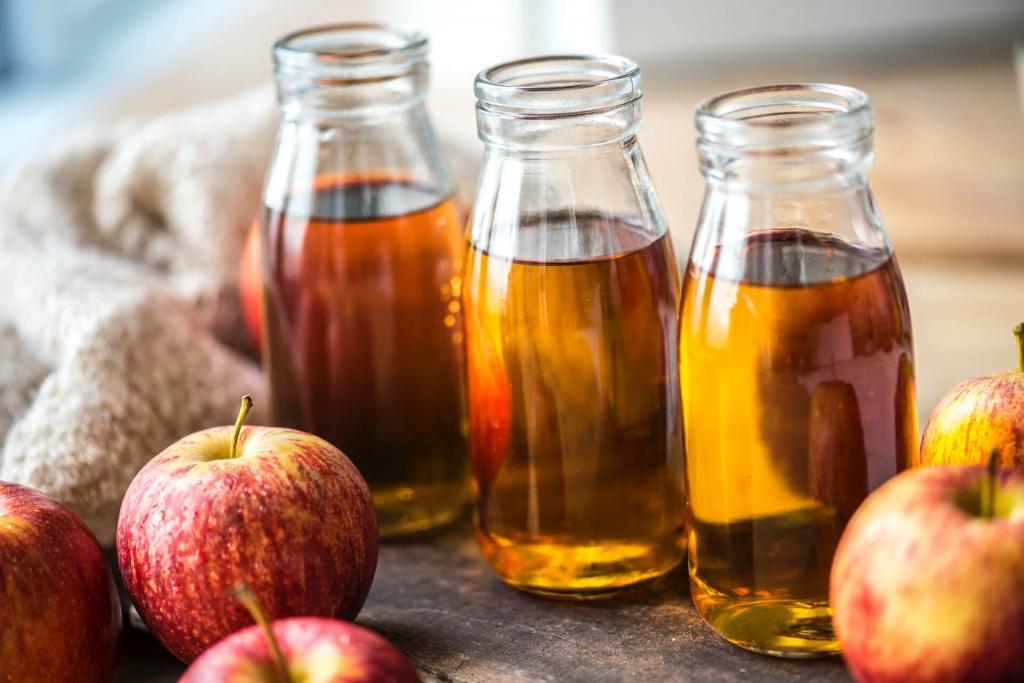 Какой яблочный уксус диета