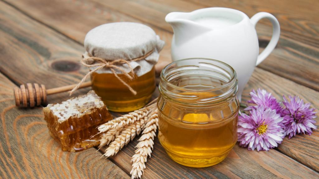 Простое медовое лакомство: нужны только 3 ингредиента