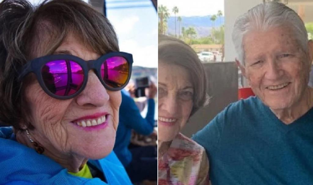 87-летняя женщина нашла своего возлюбленного с помощью приложения для знакомств