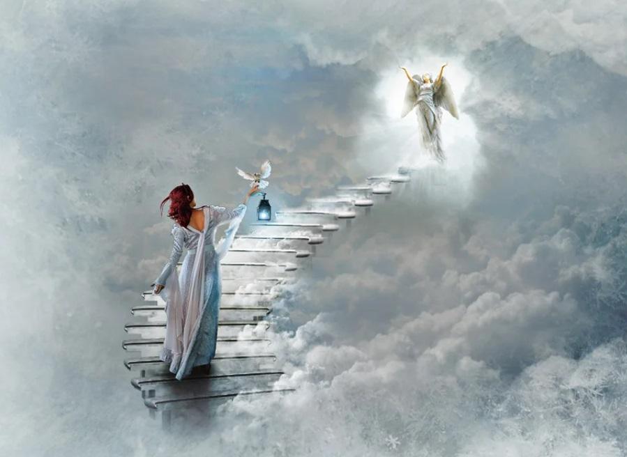 Угадать, куда попала душа усопшего родственника, на самом деле легко (нужно обратить внимание на свои сны после его похорон)
