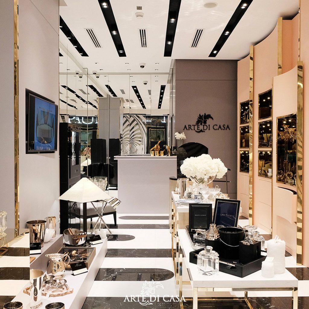Итальянская мебель в «Arte Di Casa»