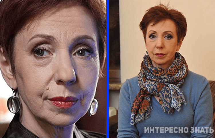 Актриса с необычной и причудливой внешностью Галина Петрова. Как выглядят её дети и муж