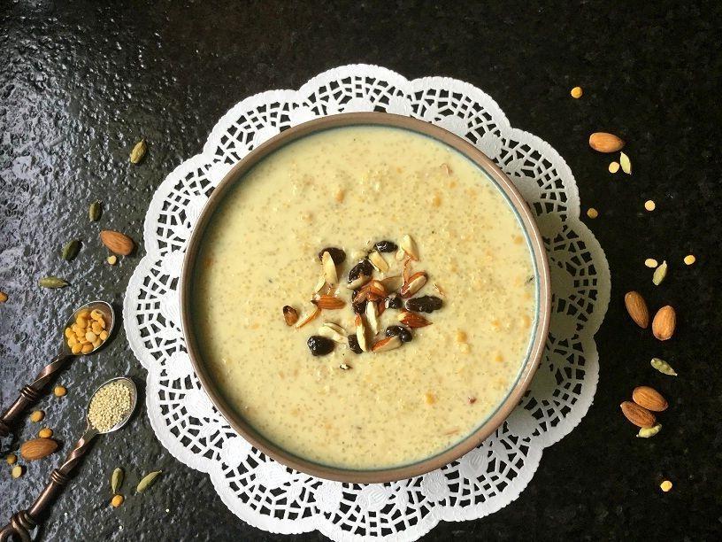 Веганский пудинг с орешками, киноа и кокосовым молоком: полезная вкуснятина для любителей здоровой пищи