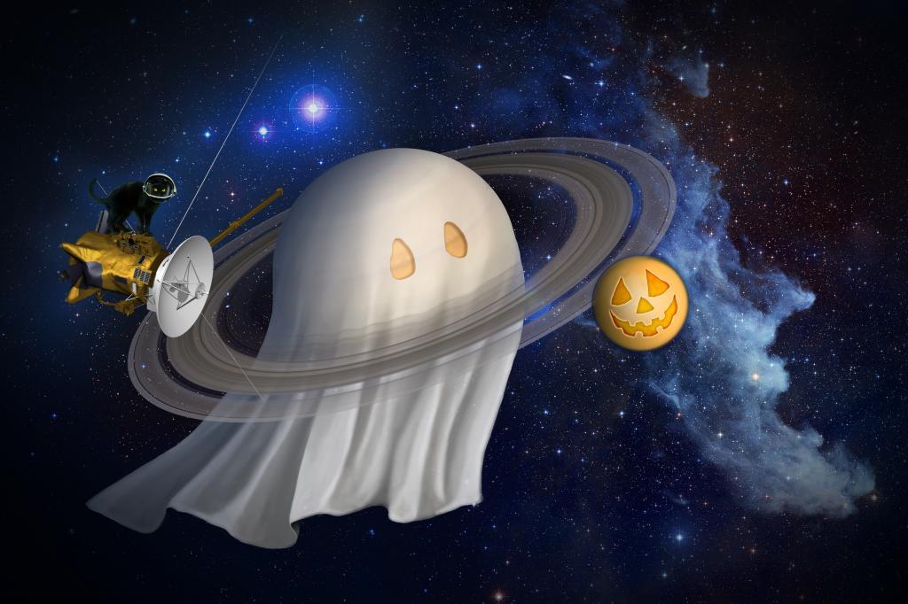 Данные о Сатурне, переданные зондом НАСА, дают представление о том, что ждет людей в случае высадки на эту планету