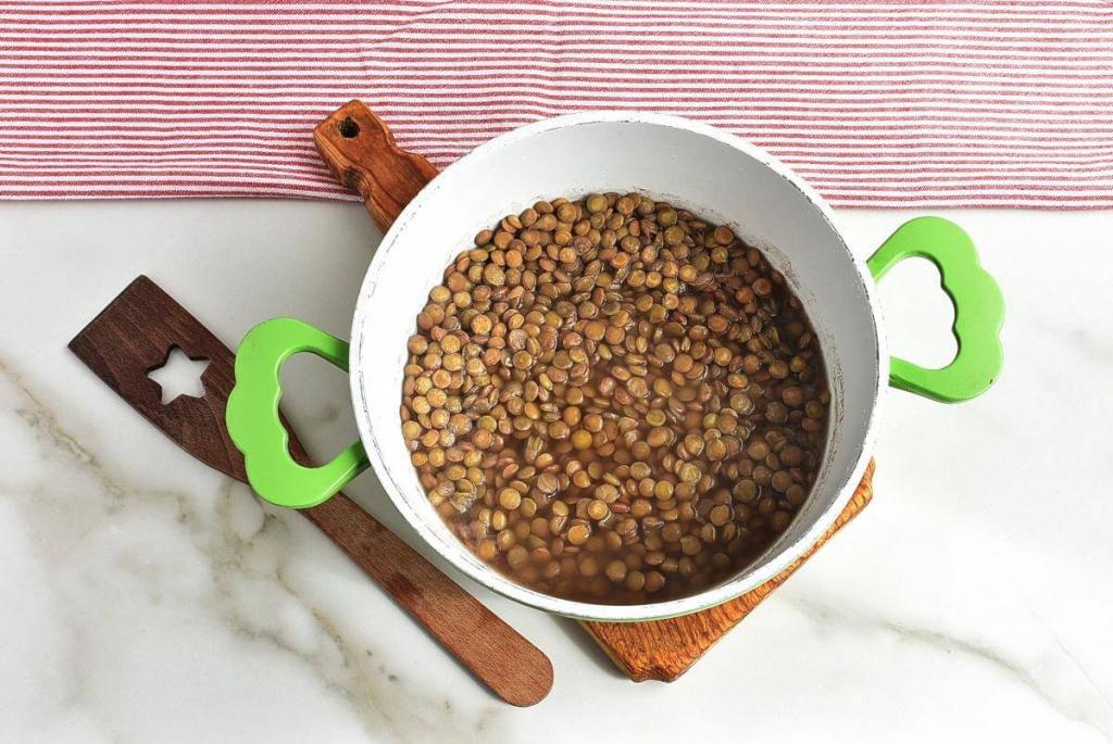 Чечевицу готовлю с перцем чили и помидорами. Рецепт острого и вкусного блюда