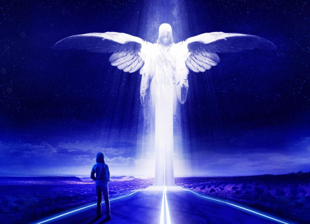 6 июня расскажите ангелу-хранителю о своих проблемах и попросите помощи: дни в июне, когда небеса будут открыты