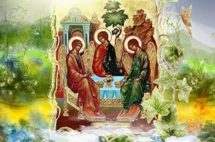 Напишу желание на листике и положу под икону на Троицу: бабушка сказала сбудется