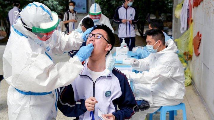 Стало известно, как Китаю удалось протестировать 11 миллионов человек на Covid-19 всего за 2 недели