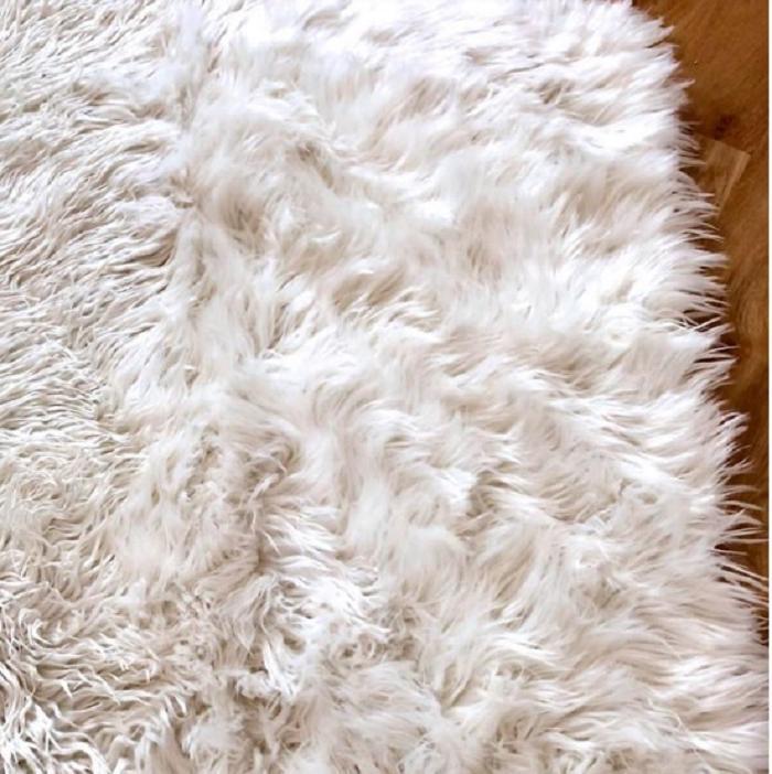 Мой пушистый коврик вновь как новый: оказывается, я его неправильно стирала