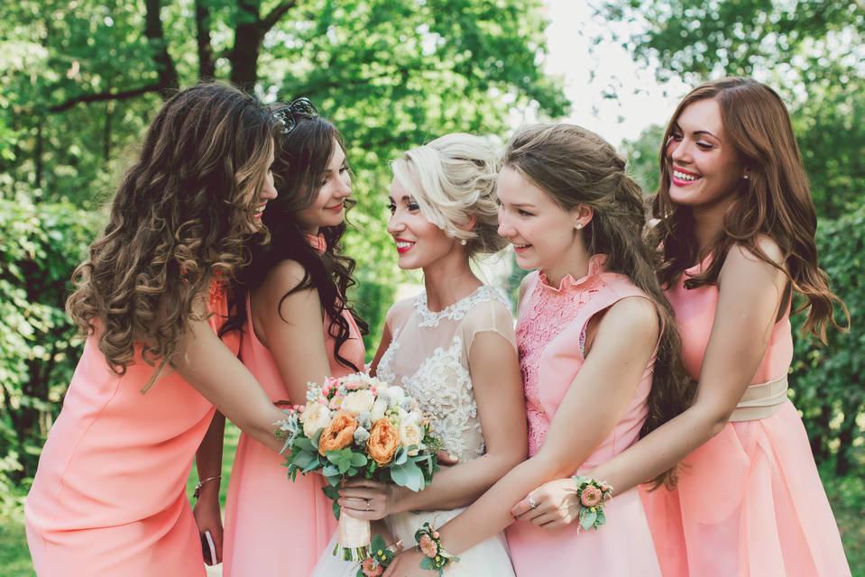 Подруги невесты картинки
