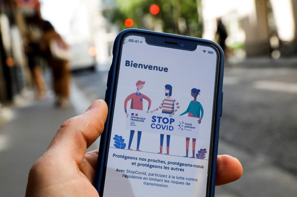 Как работает приложение для отслеживания коронавируса во Франции
