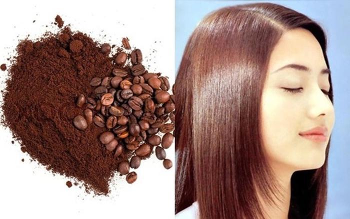 Волосы окрашиваю кофе. Остановилась на 3 проверенных рецептах