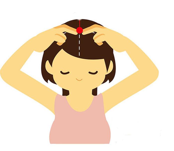 Японский массаж-пятиминутка против седины и выпадения волос для тех, кому за 40