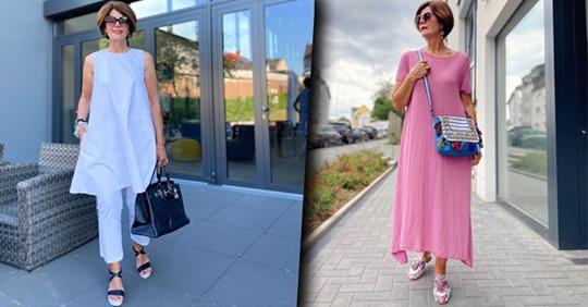 Летний гардероб стильной женщины 50+: 7 необходимых вещей