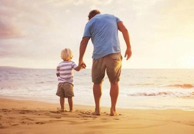 Слова, которые всегда нужно говорить своим сыновьям. Даже когда они взрослые!