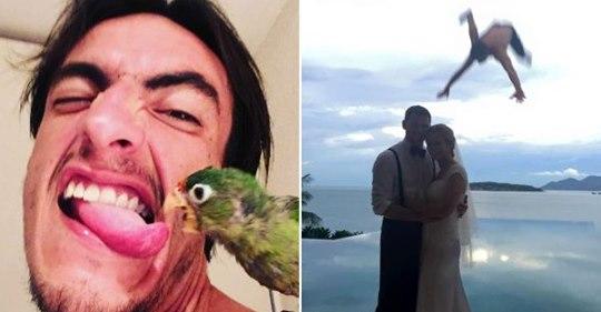20 фотографии от людей, которые поймали крутой момент и сделали снимок, благодаря случайности