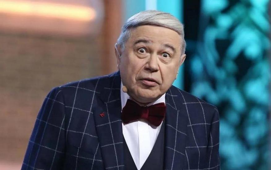 Петросян показал, как выглядел до встречи со Степаненко. Этому фото 53 года!