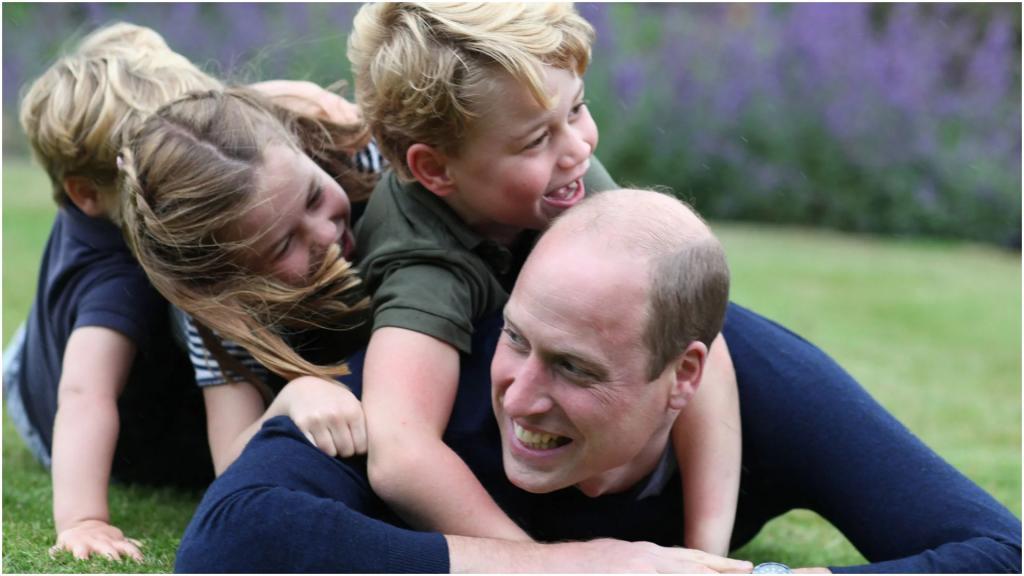 Метод  поговорить на диване : как Уильям и Кейт воспитывают и дисциплинируют своих детей