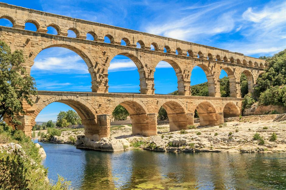 Необъятная Римская империя: ее руины можно встретить в Испании, Англии и даже в Крыму (фото)
