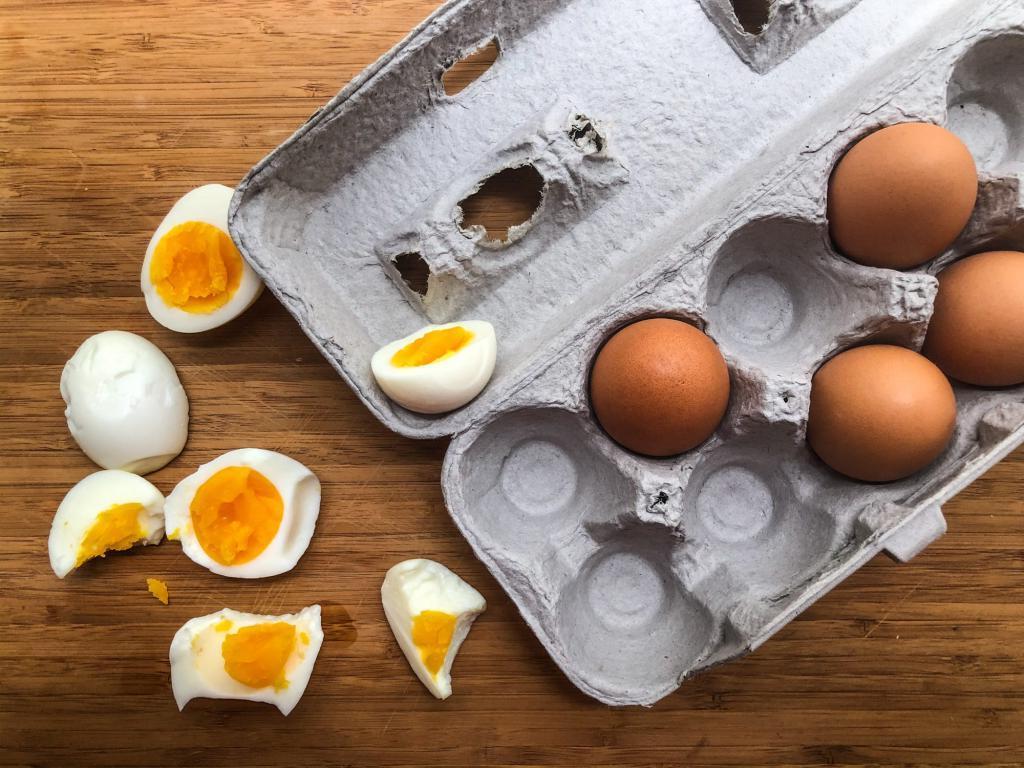 Так как же лучше готовить яйца? Мужчина провел эксперимент и показал свои результаты