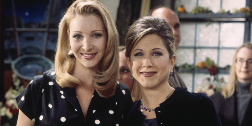 Рэйчел и Фиби: о чем рассказали в свежем интервью давние подруги по сериалу и жизни Дженнифер Энистон и Лиза Кудроу