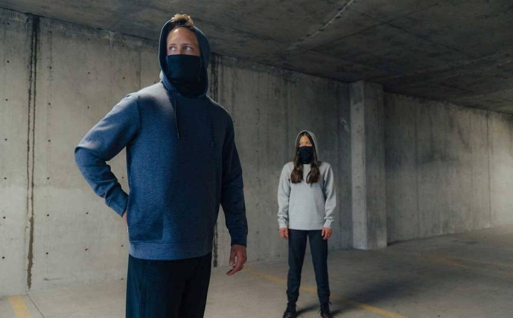 Всегда быть с маской   путь модного бренда? Новая коллекция Hi Tec Sports будет включать встроенные маски для лица