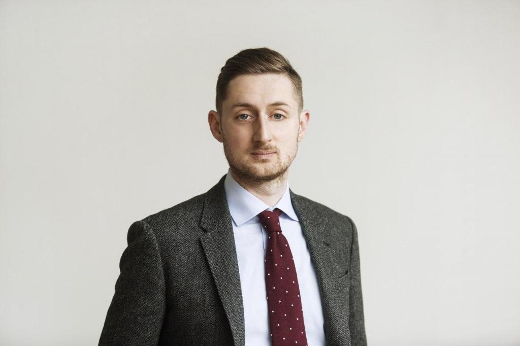 Виктор Яковлев — вице-президент и руководитель Департамента цифровых технологий АО «Газпромбанк»