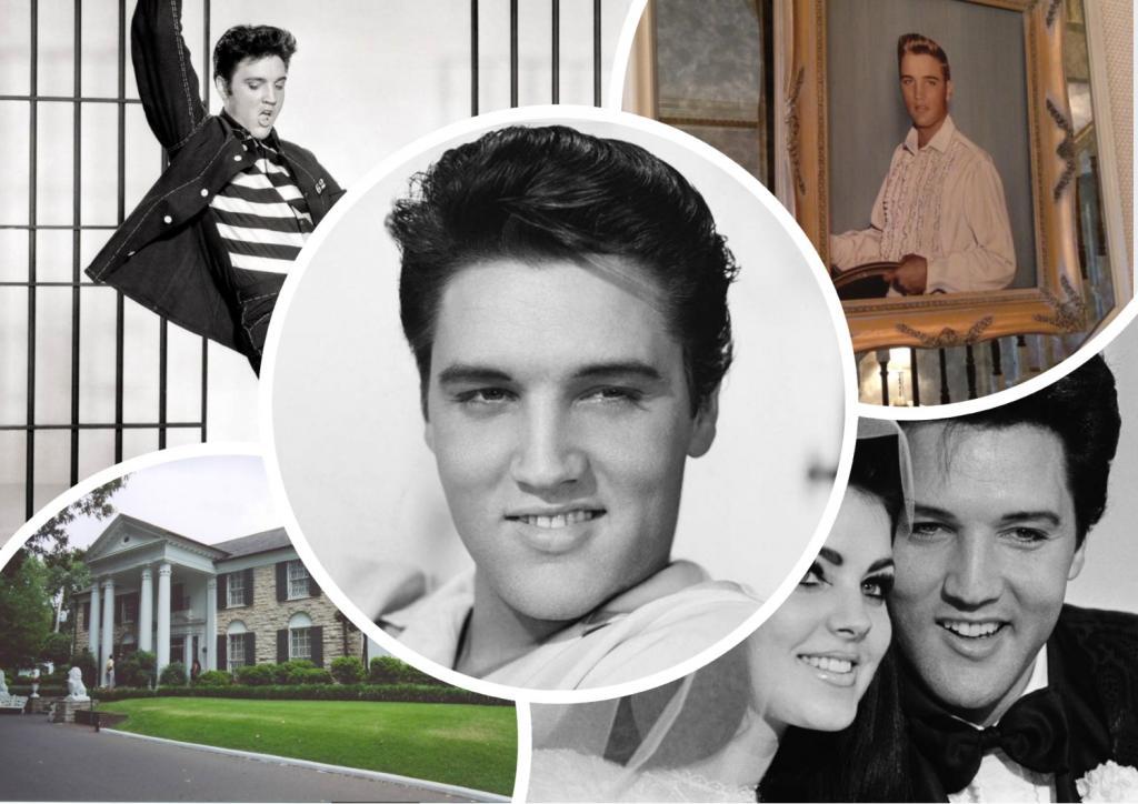 Он был натуральным блондином, спел 600 песен и сам не написал ни одной из них: факты из жизни Элвиса Пресли