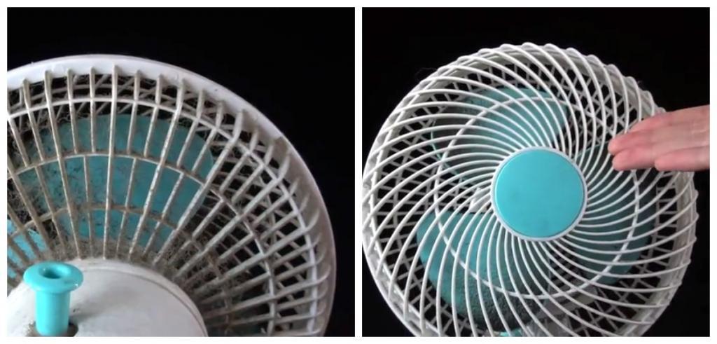 Как новенький: нашла легкий способ чистки вентилятора внутри (решетку при этом не снимаю)